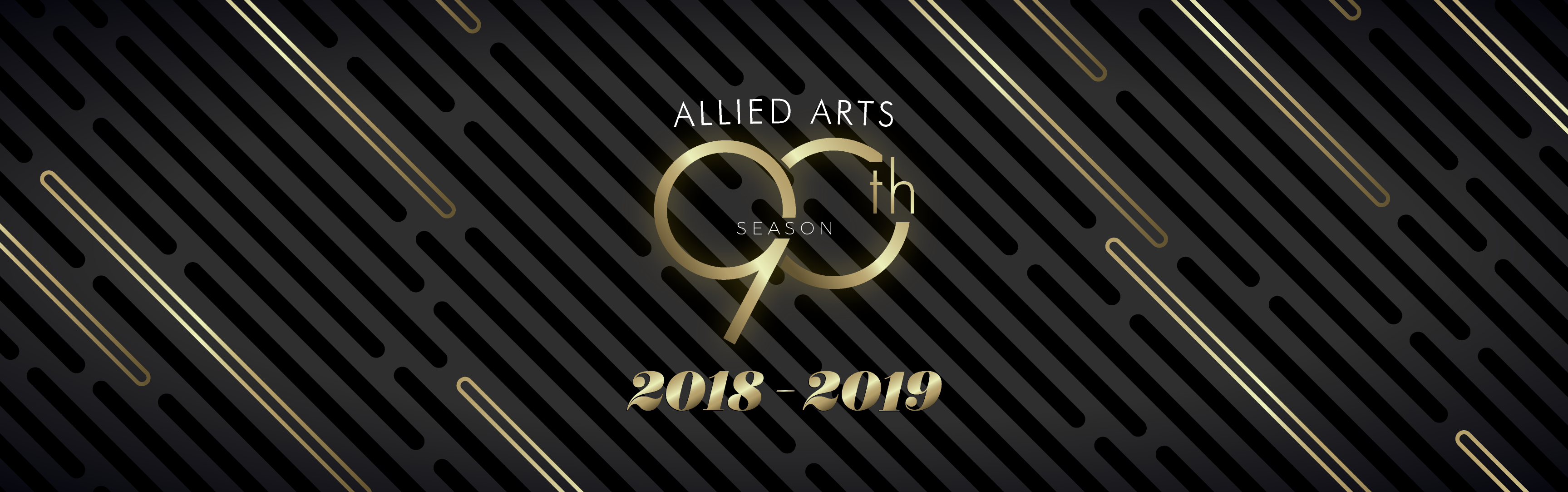 Allied Arts 2018-2019 Season