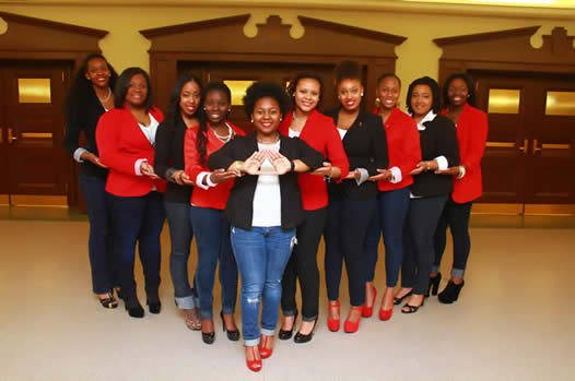 Delta Sigma Theta Sorority, Inc. Members