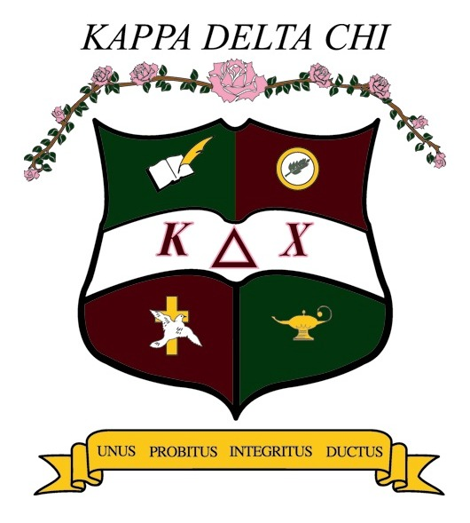 Kappa Delta Chi Sorority Inc. Logo