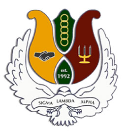 Sigma Lambda Alpha Sorority Inc. Logo