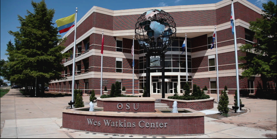 Wes Watkins Center at OSU