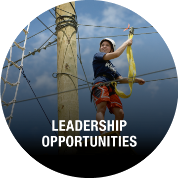 Leadership opportunities